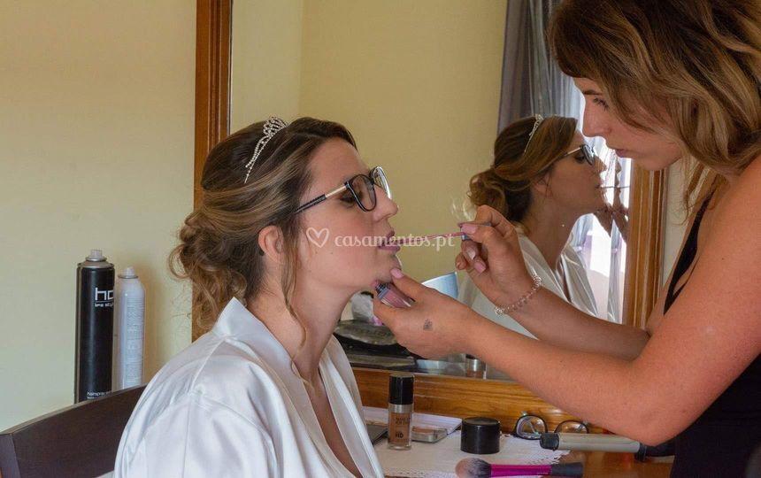 Diana Brandão Makeup