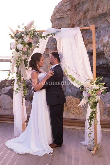 Raquel & Miguel Noivos