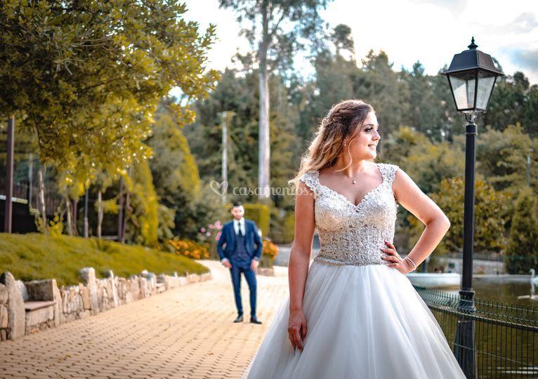 Casamento D & R
