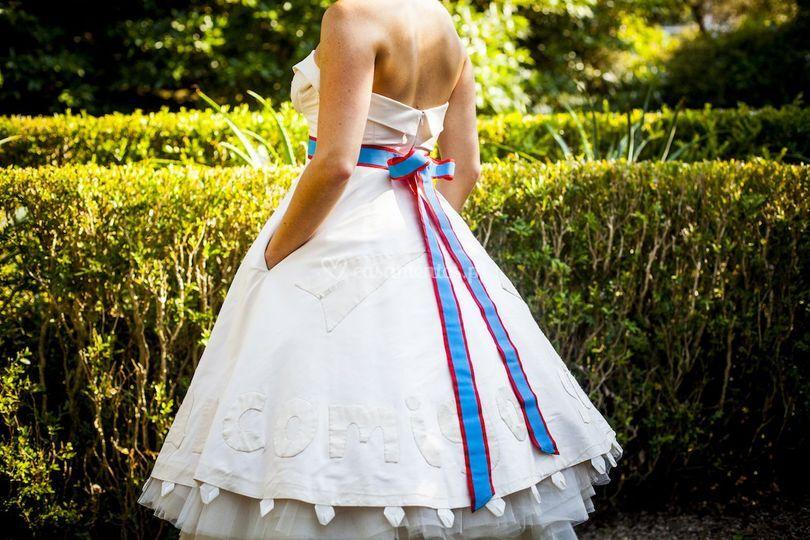 Vestido Rita de Rita Costumista