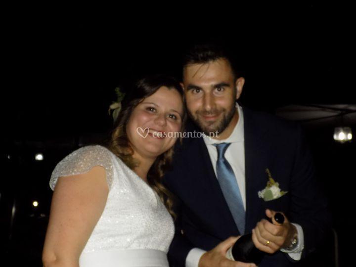 Felicidades Sara & Abílio