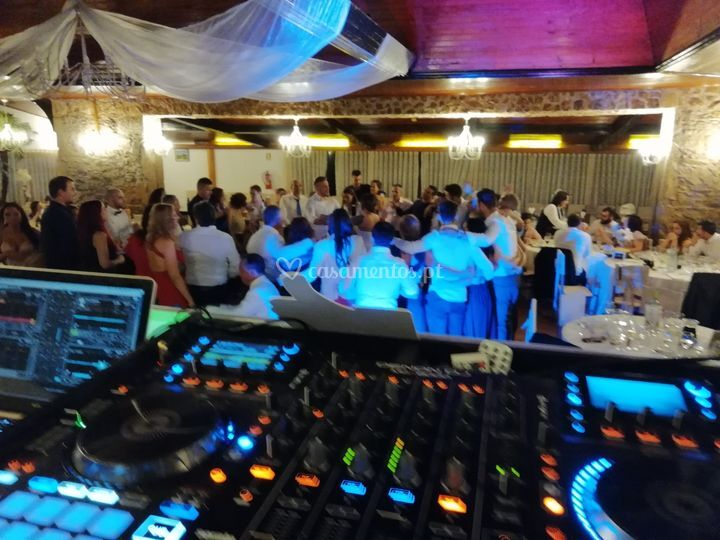 Animaçao baile