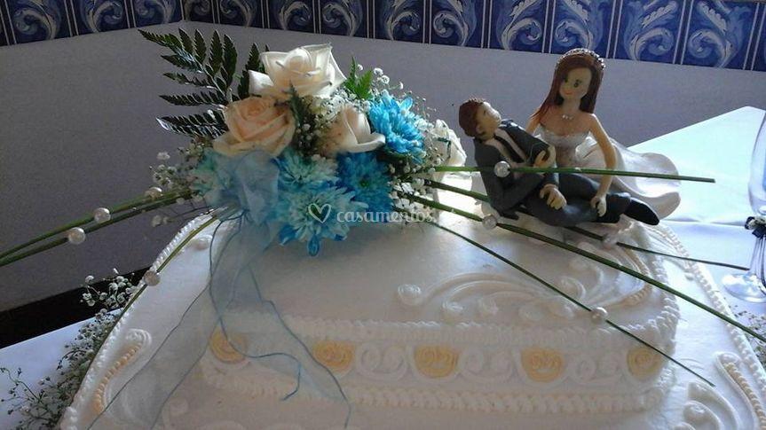 Conciliação com o bolo