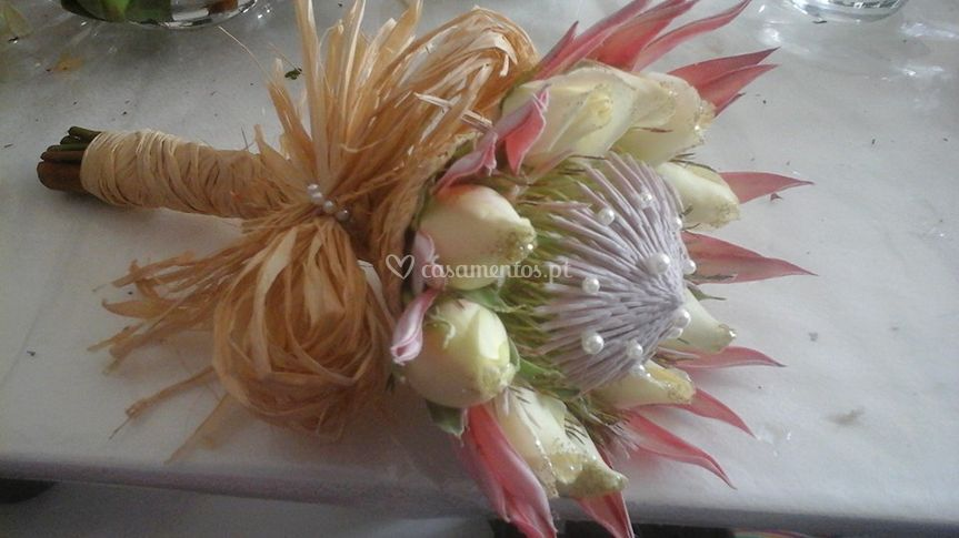 Bouquet's das noivas