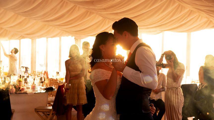 Luis e Rebecca
