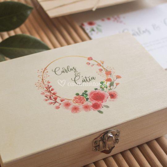 Impressão Caixa das Alianças
