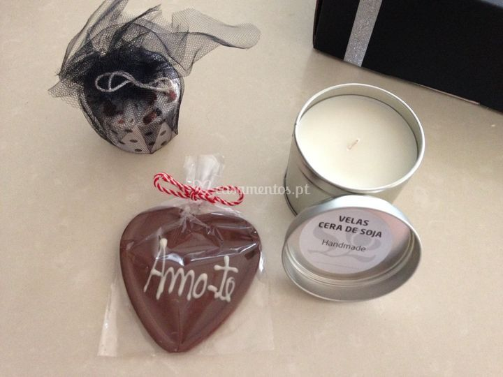 Giftbox noiva amor perfeito