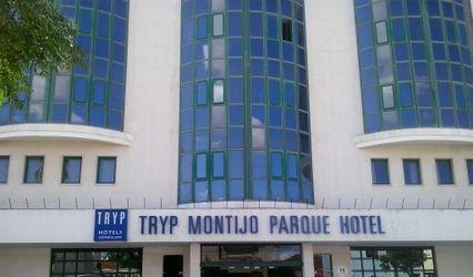Hotel TRYP Montijo Parque 1