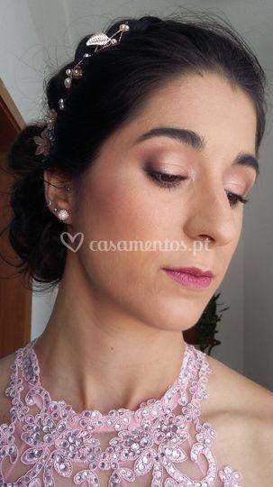 Patrícia Santos Makeup-artist