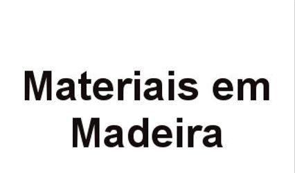 Materiais em Madeira 1
