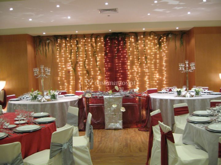 Salão de casamentos