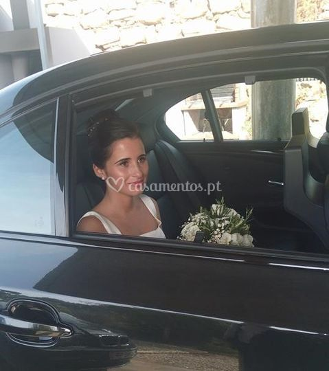 Noiva Carolina Ourique
