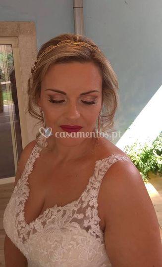 Noiva Ana Brandão