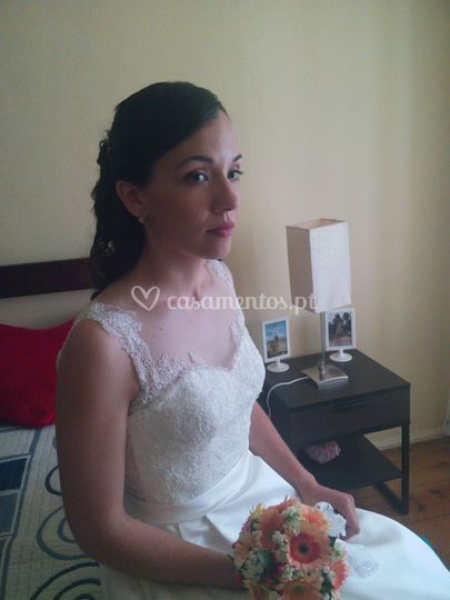 Noiva Sara Venâncio