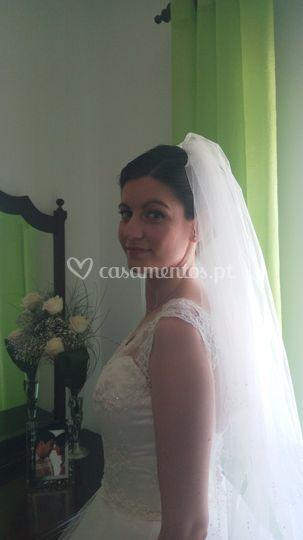 Noiva Joana Sequeira