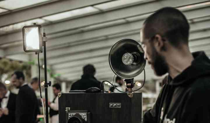 Máquina photobooth