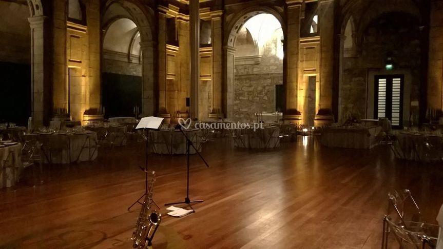 Casamento: Mosteiro de São Ben