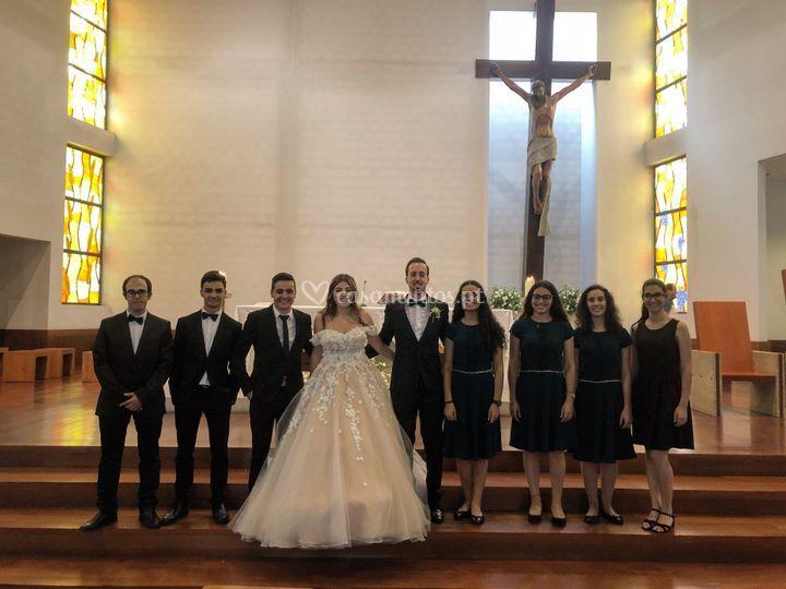 Casamento Letícia & Nuno