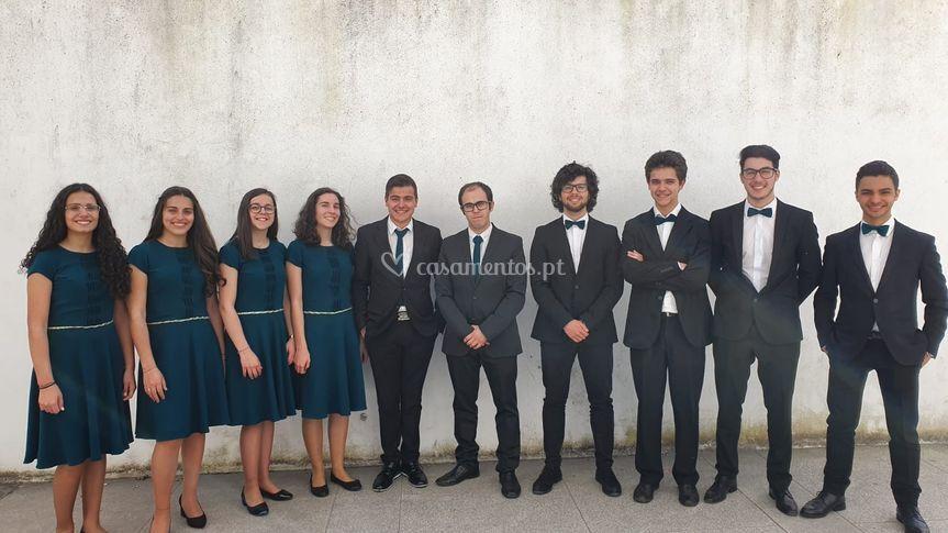 Amicitia Chorus - Coro