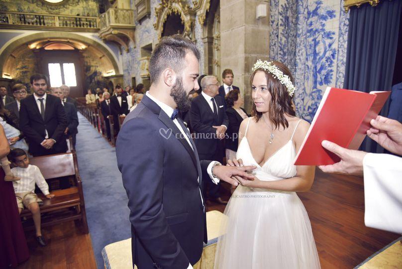 Casamento batizado