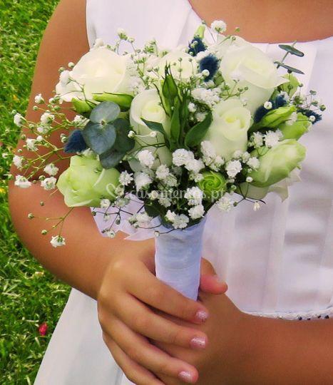 Bouquet de daminha
