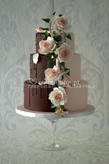 Chocolate & rosa
