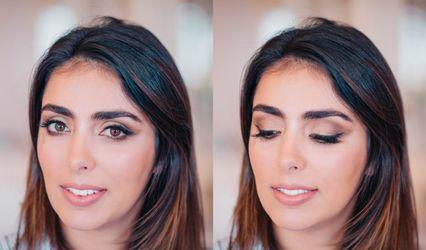 Piccola Biondina Makeup