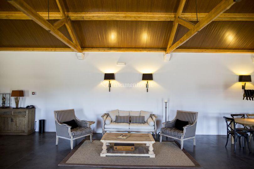 Salão lounge
