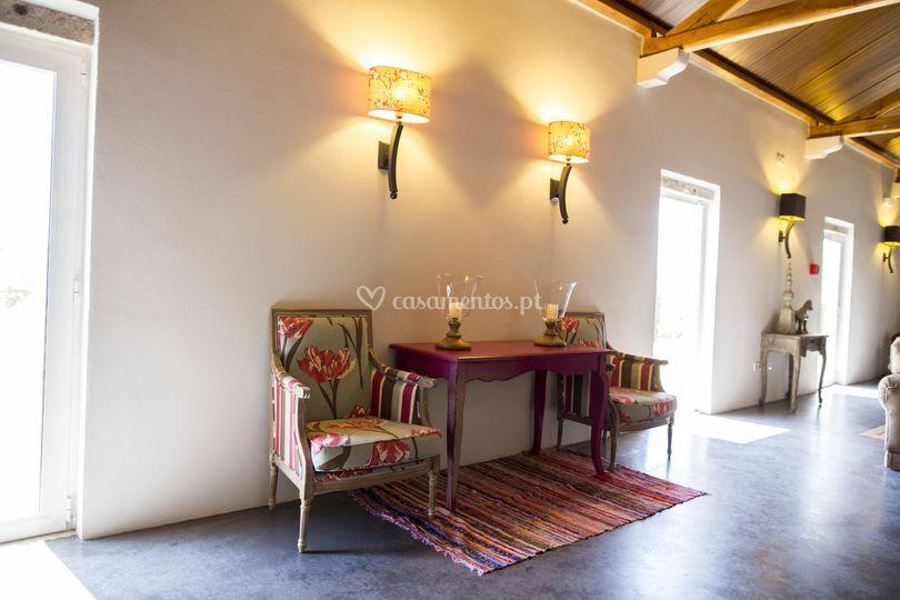 Ssalão lounge