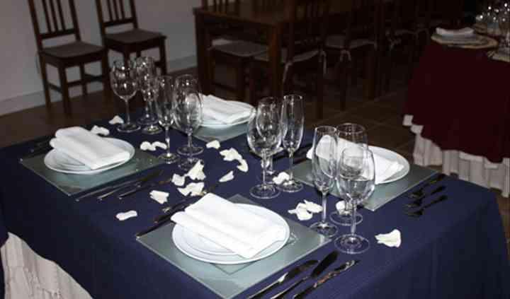 Apresentação das mesas