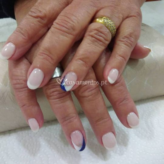 Manicure simples