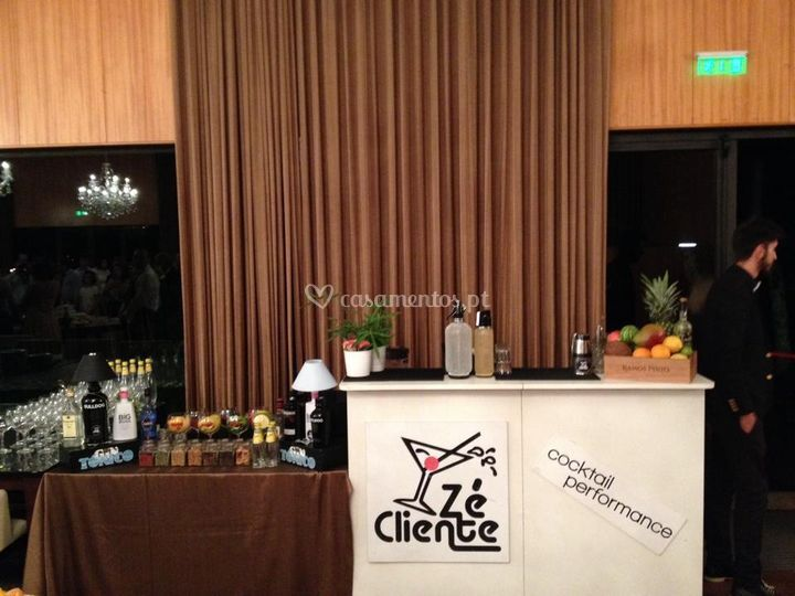 Zé Cliente Cocktail Performance
