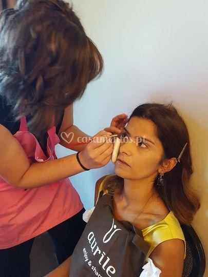 Meeting make-up