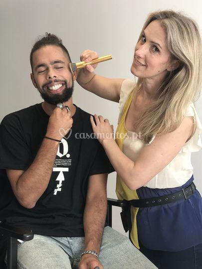 Makeup para eles
