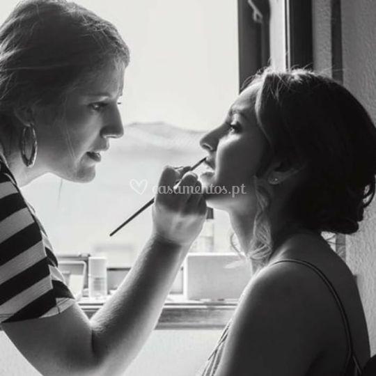 Andreia Bragança Make-up