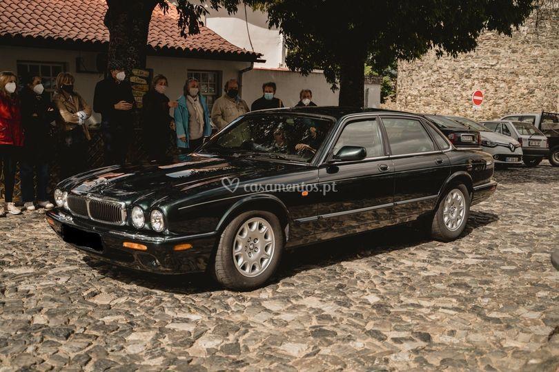 Jaguar xj8 v8 executive