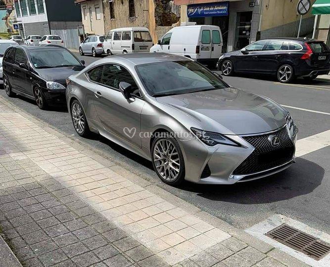 Lexus RC300h Luxury