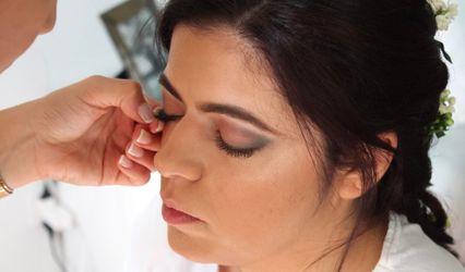 Inês Castanheira Make Up 1