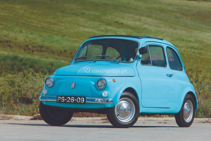 Fiat 500 de 1969