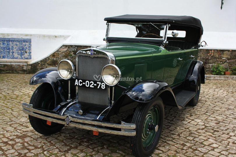 Chevrolet 6Cili. de 1929