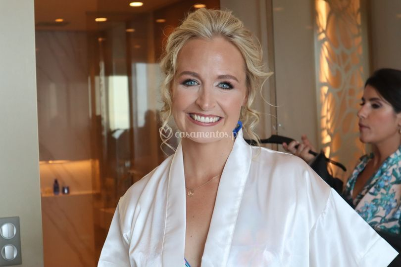 Laura Caires Makeup