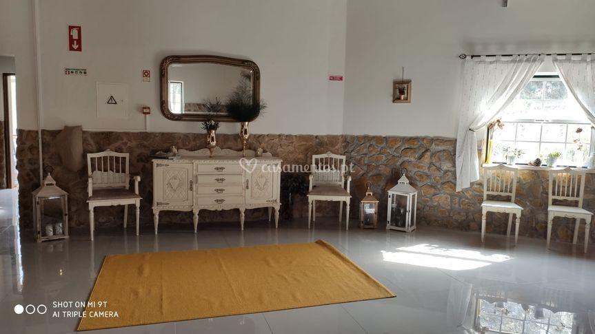 Sala pequena