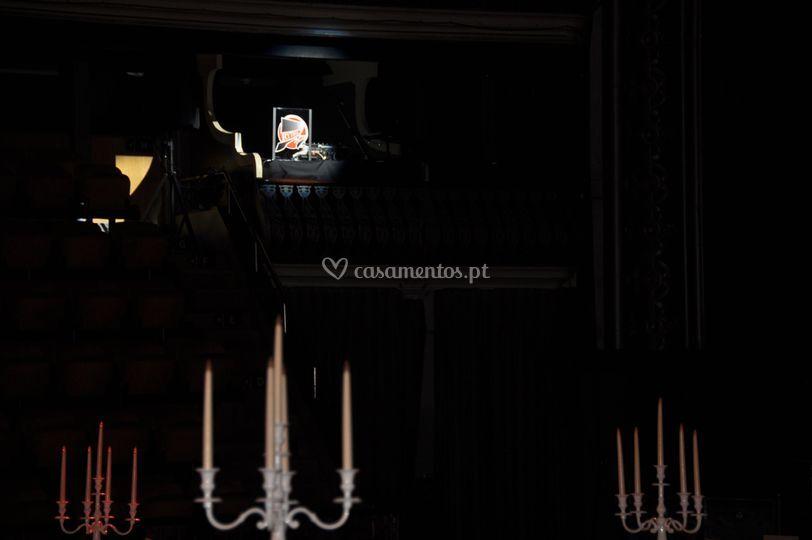 Coliseu Recreios (Casamento)