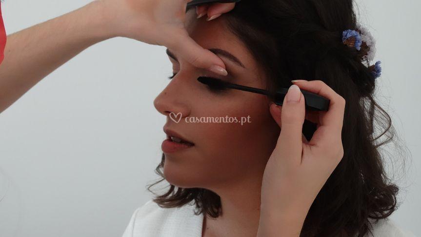 Tatiana Mourão Makeup