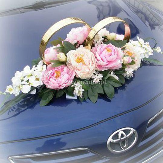 Carro de noivos