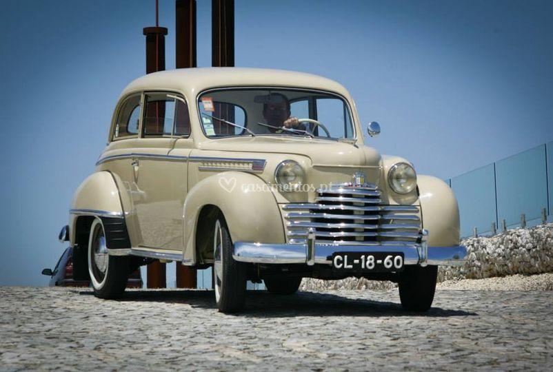Opel Olympia 1952