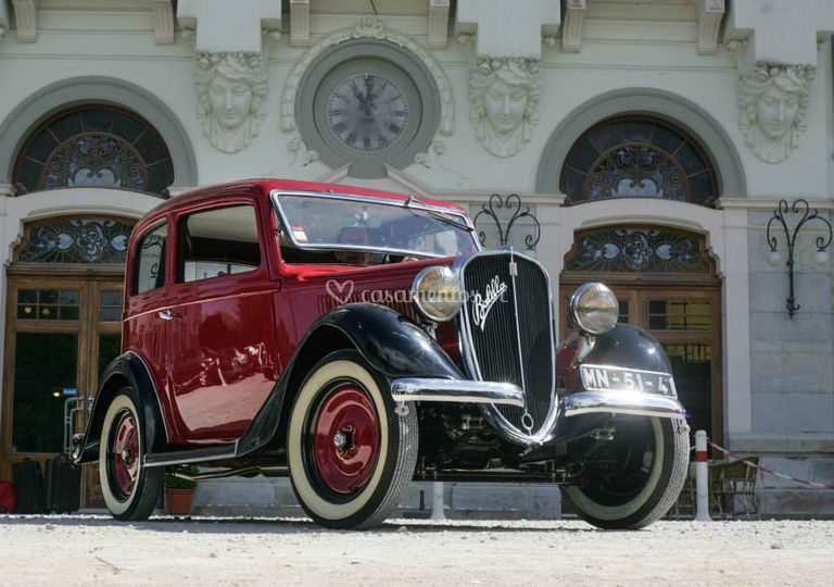 Fiat Balila 1934