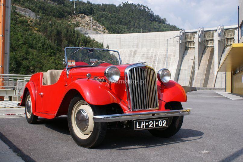 Singer Roadster 1954