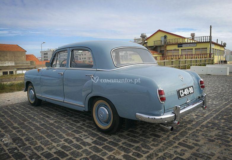 Mercedes 180D 1954