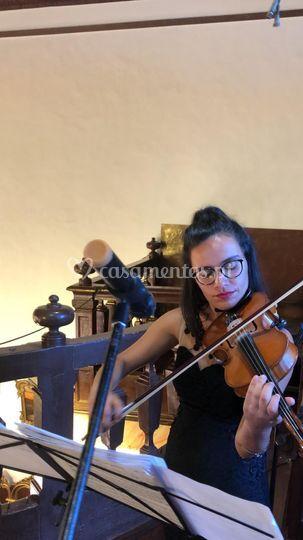 Violino Acústico